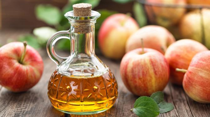 10 отличных косметических рецептов на основе яблочного уксуса