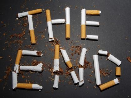 Алгоритм отказа от курения
