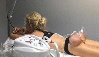 Аппаратный массаж (гидро, пневмо)