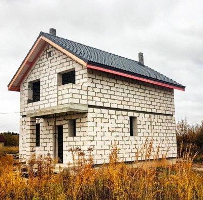 Распространённые ошибки при строительстве дома из блоков