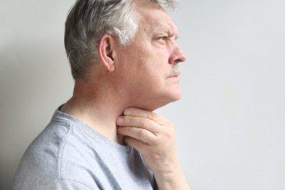 Сужение глотки и затрудненность глотания (Авиценна)