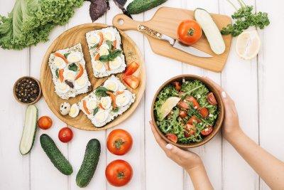 Отличительные признаки традиционных рационов питания