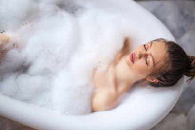 Мыльно-пенистые ванны
