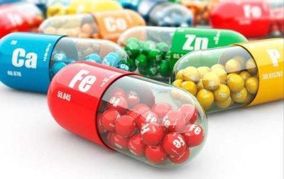 Опасность приёма витаминов