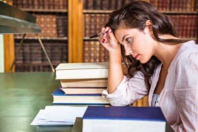 Стресс перед экзаменами