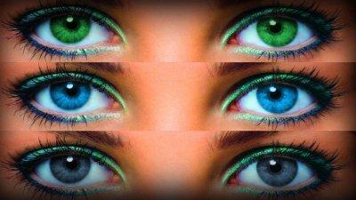 Цвет ваших глаз это ваша судьба.
